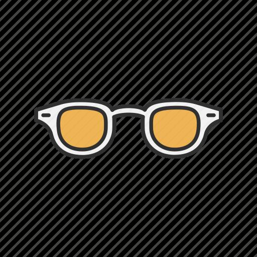 glasses, summer, sunglasses, trendy glasses icon
