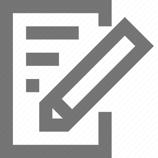 compose, content, edit, material, pen, pencil, text icon