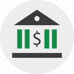 banking, business, loan, money icon