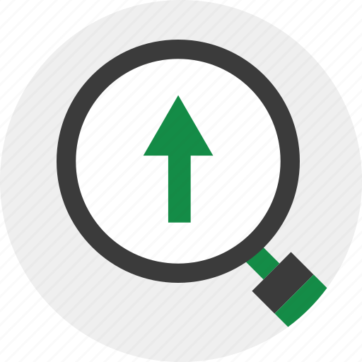 business, look, search icon