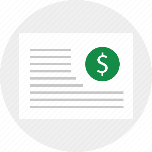 Contract, document, layout icon - Download on Iconfinder