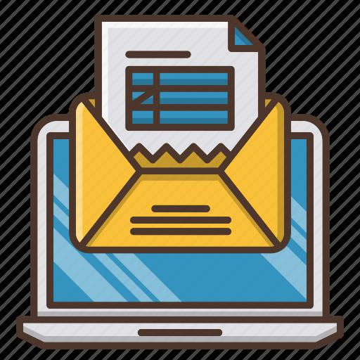 education, exam, knowledge, online, school, test icon