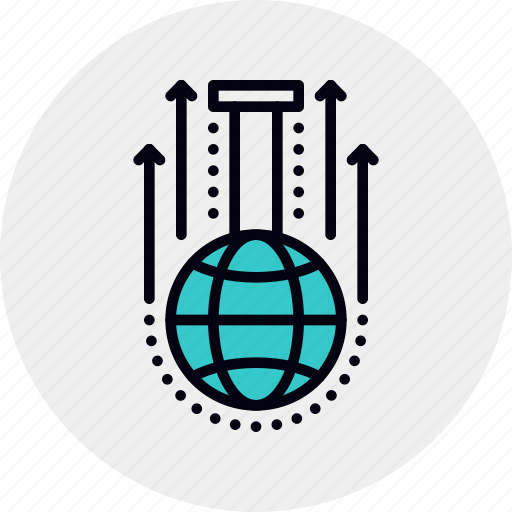 analysis, lab, research icon