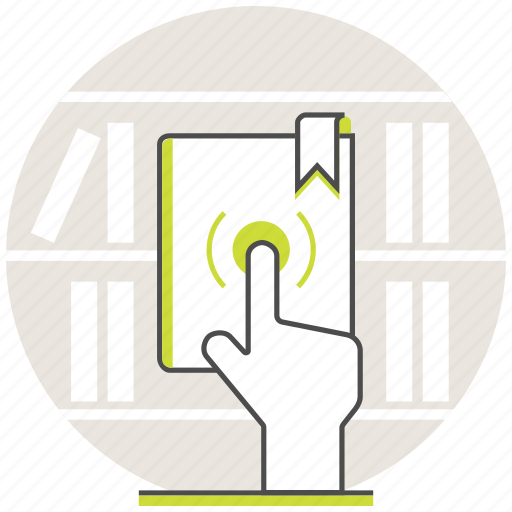 book, education, learning, library, online, read, store icon