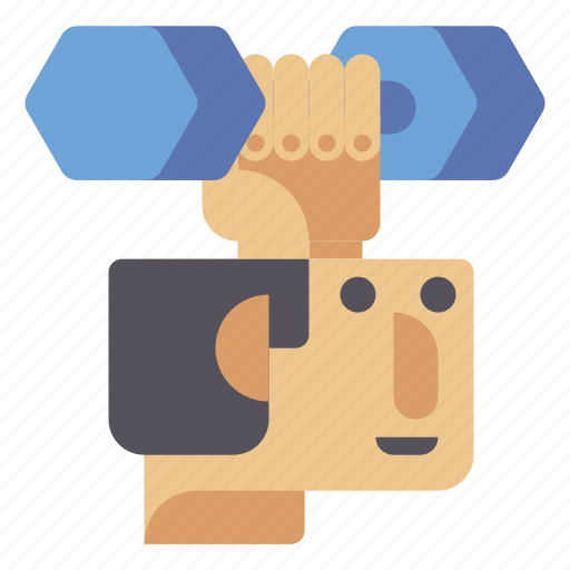 Brain, exercise, mind, training icon - Download on Iconfinder