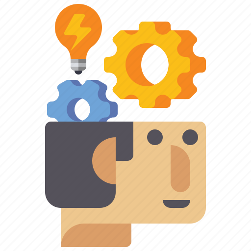 Brainstorming, bulb, idea, think icon - Download on Iconfinder