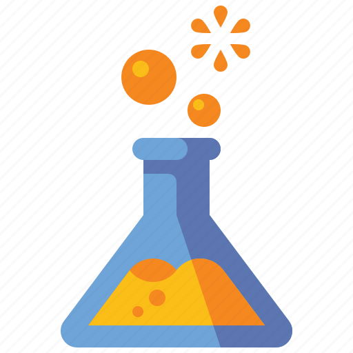chemistry, experiment, laboratory, science icon