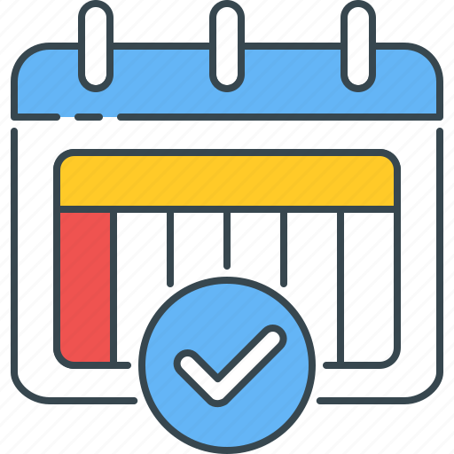 appointment, calendar, class, event, plan, schedule, timetable icon