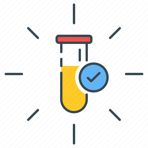 chemical, discover, discovery, experiment, laboratory, research, test tube icon