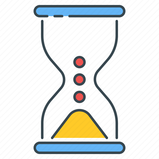 clock, hour, hourglass, sand clock, time, timer, timing icon