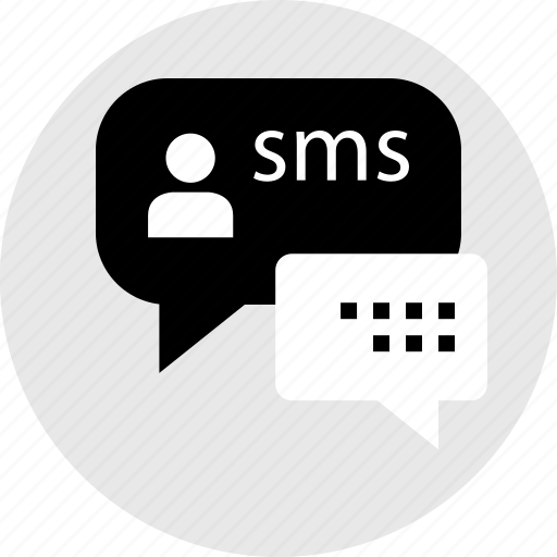 conversation, internet, media, online, sms, text, web icon