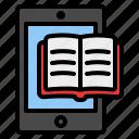 ebook, tablet, ipad, device, learning, study, education