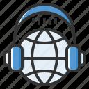 online learning, headphone, earphones, online education, earphone, headset, audio