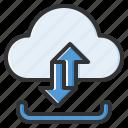 cloud, computing, internet, storage, data, server