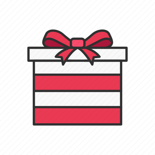 box, gift, giftbox, present icon