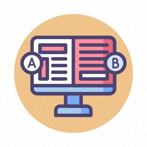 Ab test, ab testing, experiment icon - Download on Iconfinder