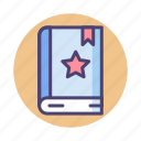 bookmark, bookmarking, favorite, favourite, services icon