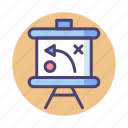 action plan, business, business strategy, plan, strategy icon