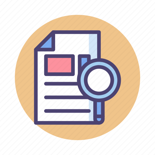 Case, case study, study icon - Download on Iconfinder