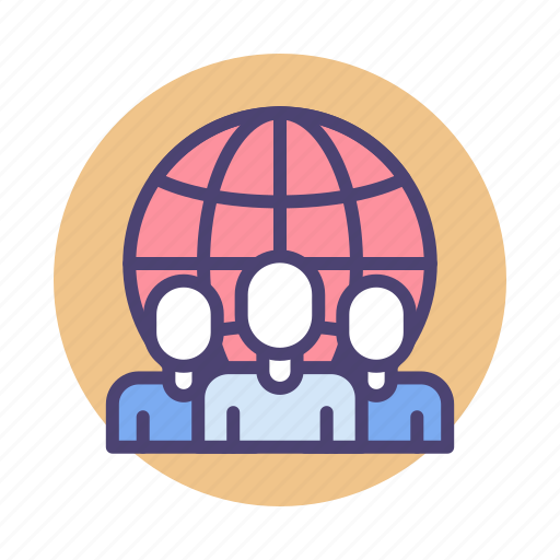 communities, community, hub, network, networks, team icon