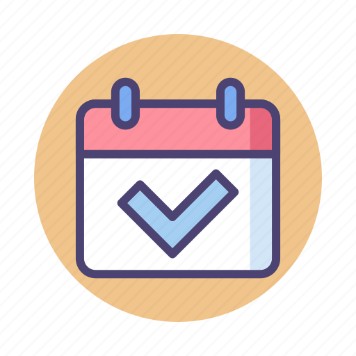 Appointment, booking, calendar, events, schedule icon - Download on Iconfinder