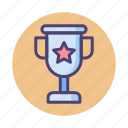 award, seo, trophy icon