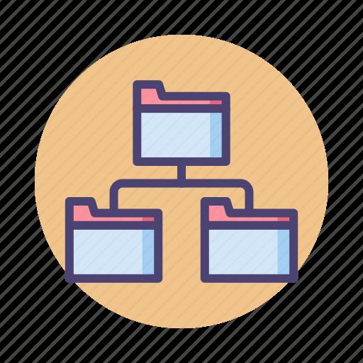 Folder, sitemap icon - Download on Iconfinder on Iconfinder