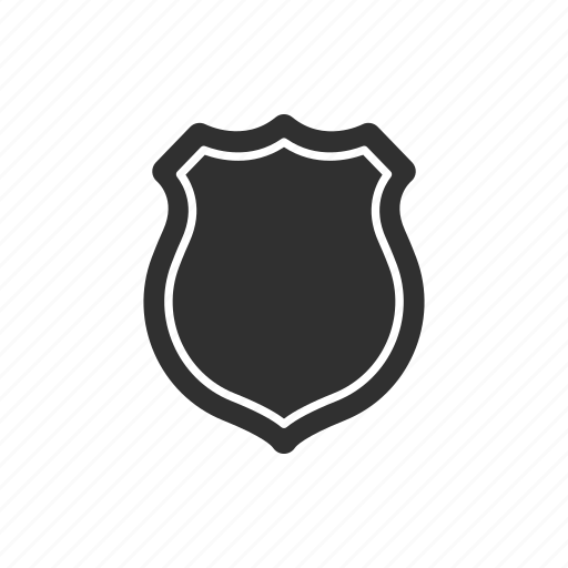 armor, badge, safety, security icon