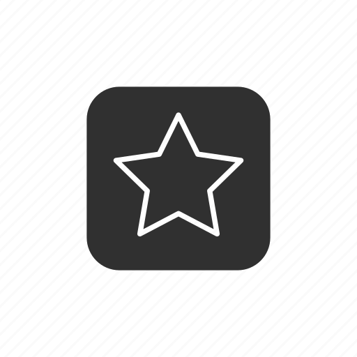 Favorite, like, star, star button icon - Download on Iconfinder