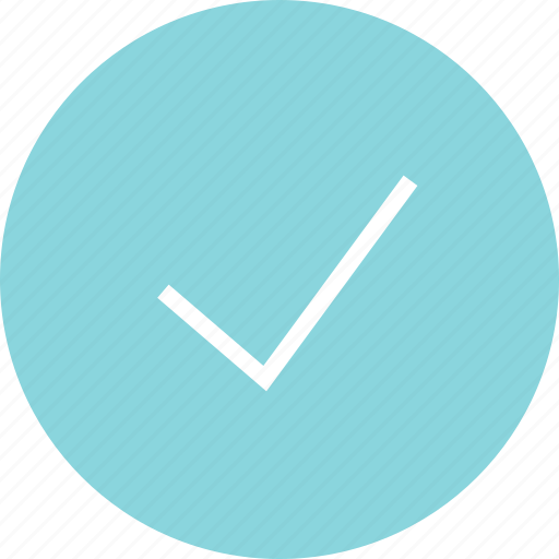 Approved, check, go, mark, menu, ok icon - Download on Iconfinder