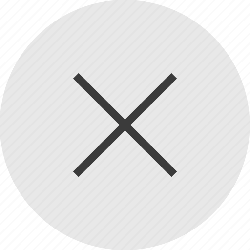 Close, delete, denied, menu, x icon - Download on Iconfinder