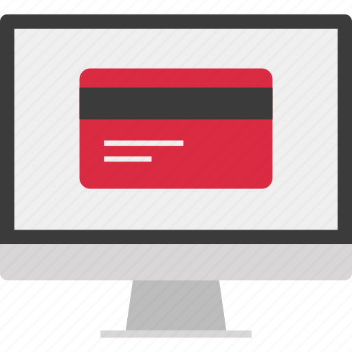 card, credit, online icon