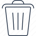 basket, office, online icon