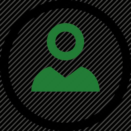 boss, customer, profile, user icon