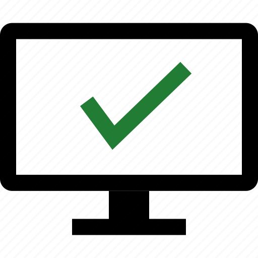 approved, check, good, mark icon