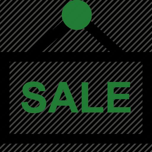 money, sale, savings, sign icon