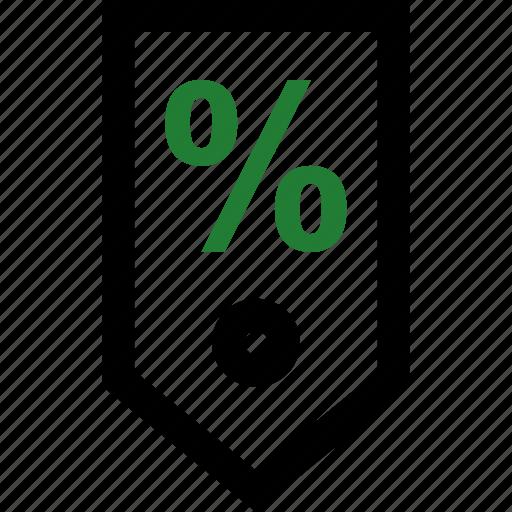 guardar, percentage, save, savings, tag icon