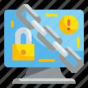 file, lock, malware, protect, ransomware, security, virus