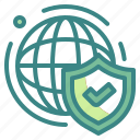 global, internet, network, privacy, protect, security, world