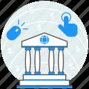 banking, money, online, services, transaction