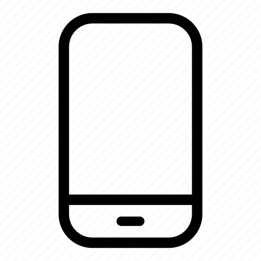 cell, communication, mobile, phone, screen, technology, telephone icon