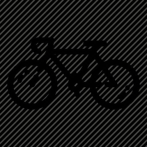 bicycle, bike, cycle, ride, sport, transportation, wheel icon