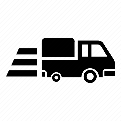 delivery, logistics, transport, transportation, truck, vehicle icon