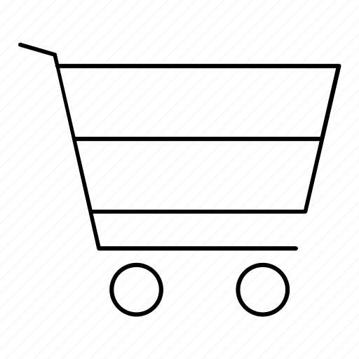 buy, cart, grocery, online, purchase, shopping, trolley icon