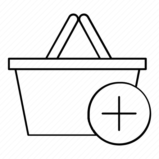 add, basket, buy, online, order, purchase, shopping icon