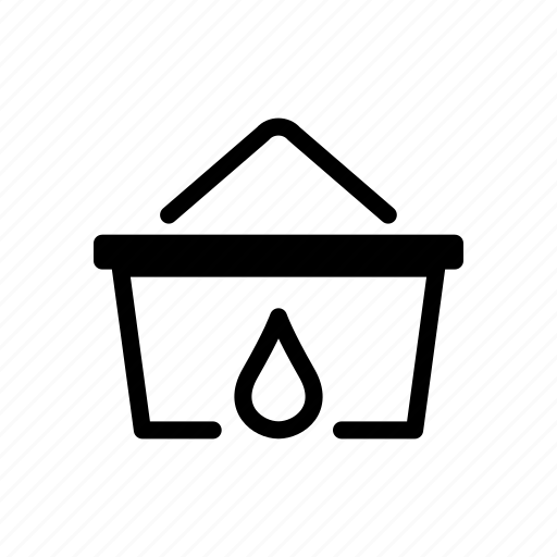 basket, discount, drop, give away, online, shopping icon
