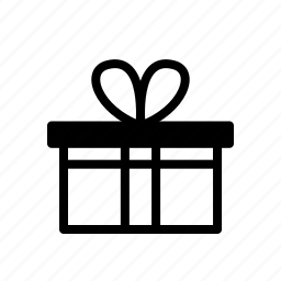 box, gift, online, shopping icon