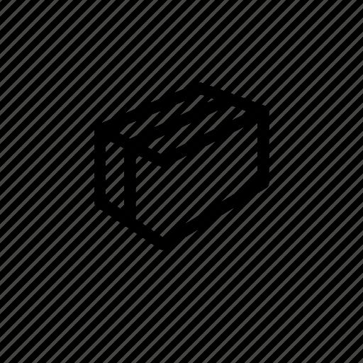 box, case, crate, parcel icon