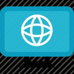globe, internet, online, shop, shopping, www icon