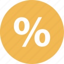 online, percentage, rate, revenue, shop, shopping icon